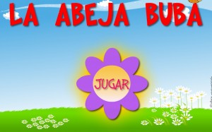 juego abeja