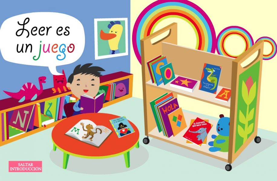 Leer es un juego - aprender a leer