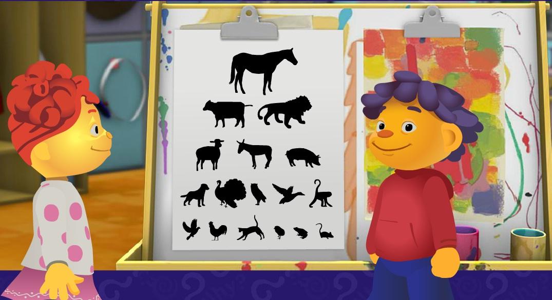 Los animales - aprender a leer